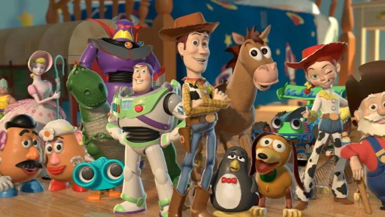 Una sceneggiatrice per Toy Story 4