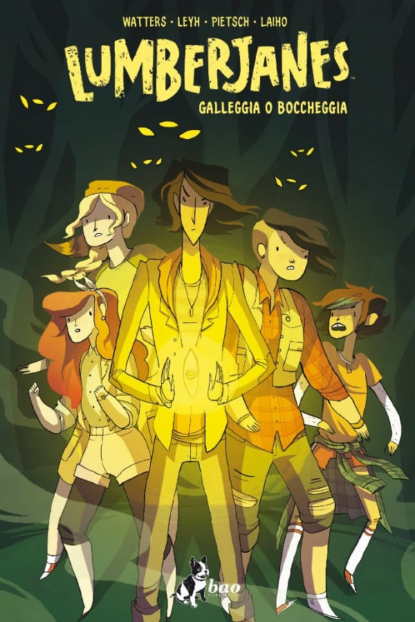 BAO Publishing: disponibile il sesto volume di Lumberjanes