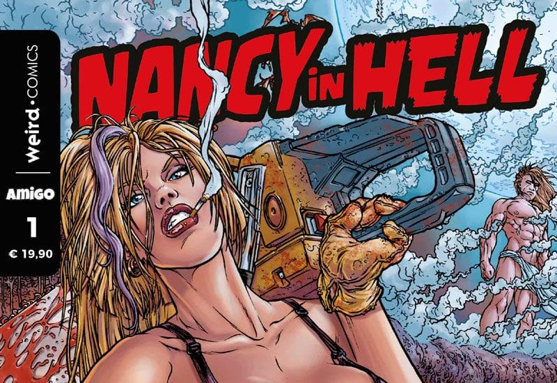 Weird Book firma con Amigo Comics: in arrivo i titoli Image