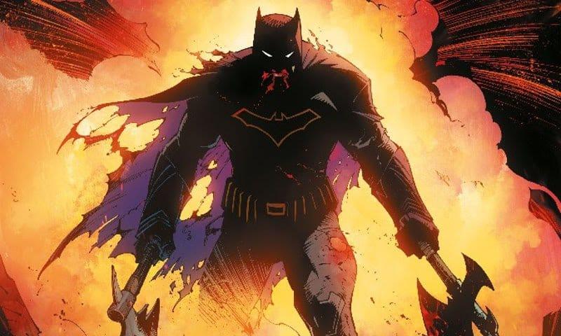 Metal: il nuovo evento DC Comics arriva in Italia