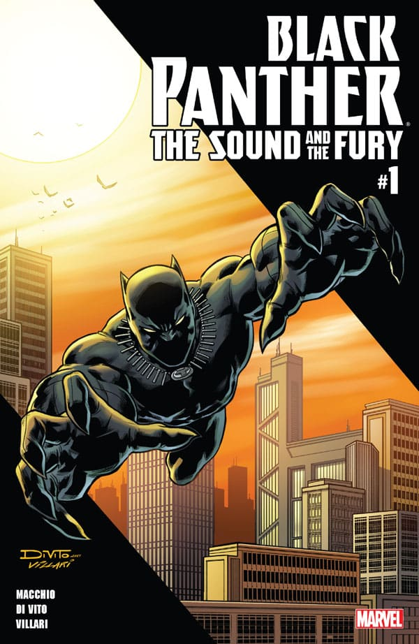 Black-Panther-The-Sound-And-The-Fury_First Issue