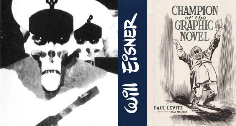 Due incontri – Alberto Breccia e Will Eisner