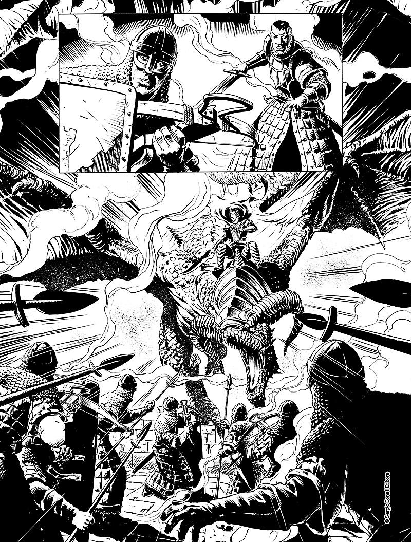 Dragonero #57 – Prigioniero! (Enoch, De Luca)_BreVisioni