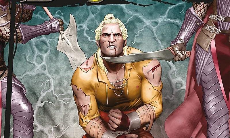 Dragonero #57 – Prigioniero! (Enoch, De Luca)