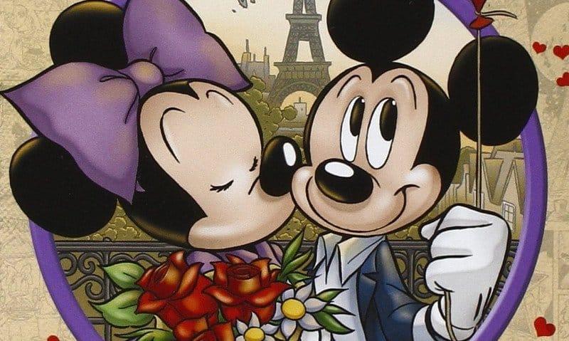 Essential 11 storie d'amore Disney