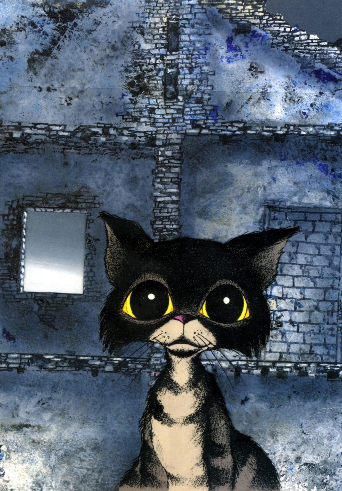 IL-gatto-grigio-protagonista-dellepisodio-Valzer-triste-in-Allegro-non-troppo-di-Bruno-Bozzetto_Notizie