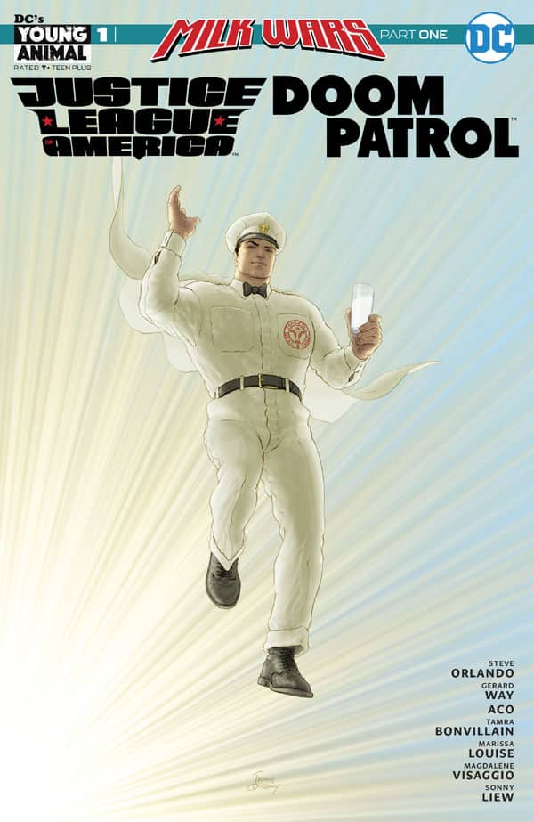 JLA-Doom-Patrol-Special_First Issue