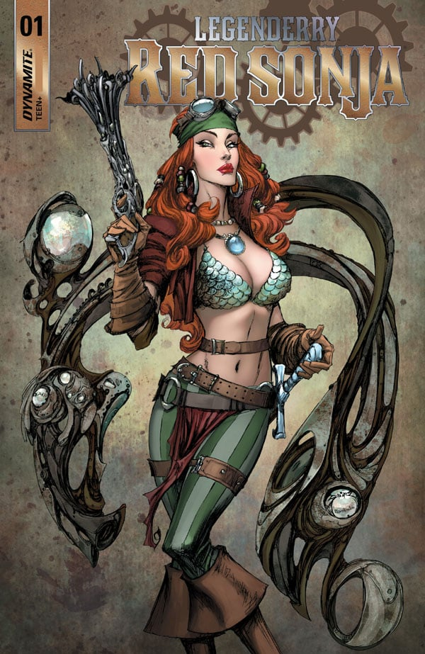 Legenderry-Red-Sonja-1_First Issue