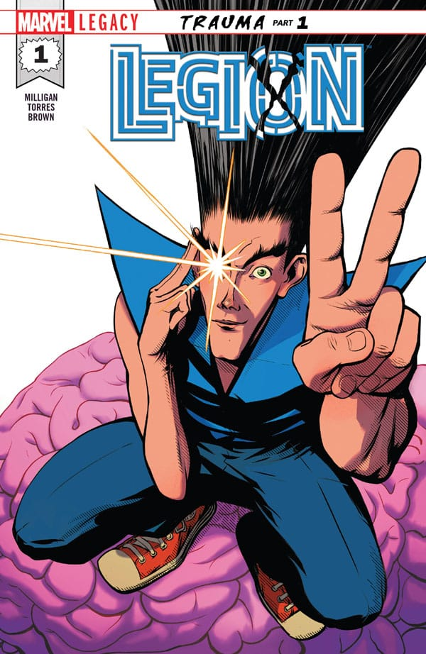 Legion-1_First Issue