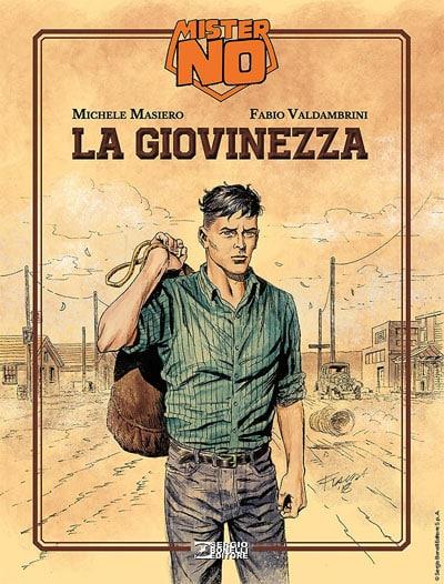 """SBE presenta """"Mister No. La Giovinezza""""_Notizie"""