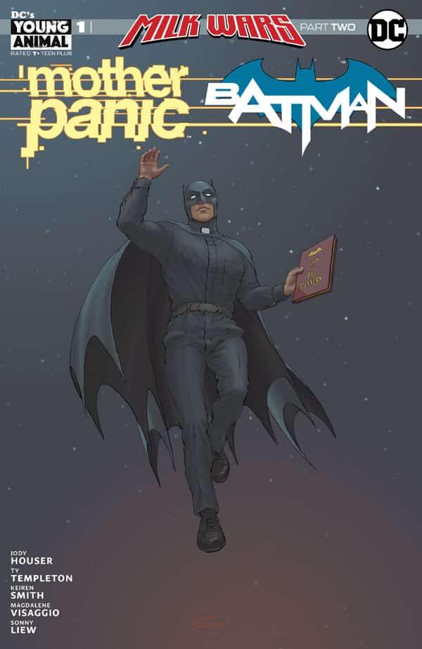 Mother Panic-Batman Special