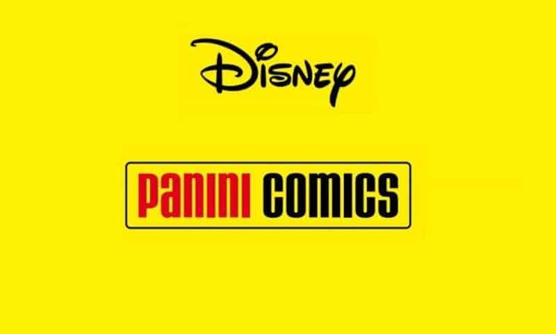 Panini e la gestione delle testate Disney