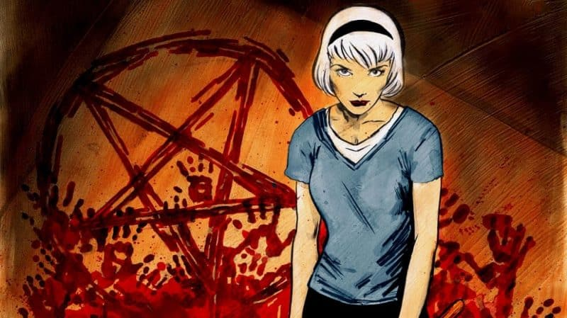 Sabrina The Teenage Witch: prima immagine di Salem
