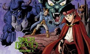 Simon Blood volume 2