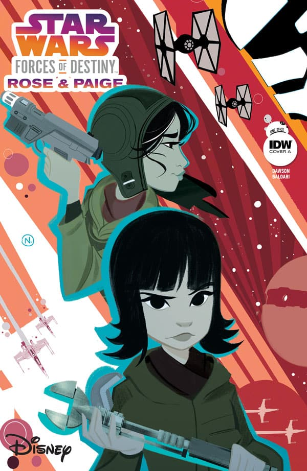 Star-Wars-Adventures-Forces-of-Destiny-Rose-Paige_First Issue