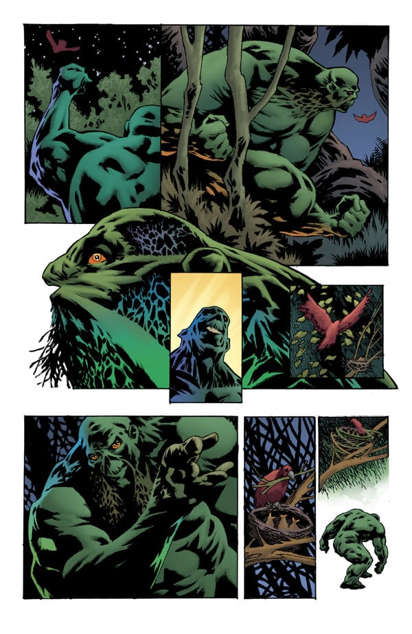 Swamp Thing Winter Special (2018-) 001-049