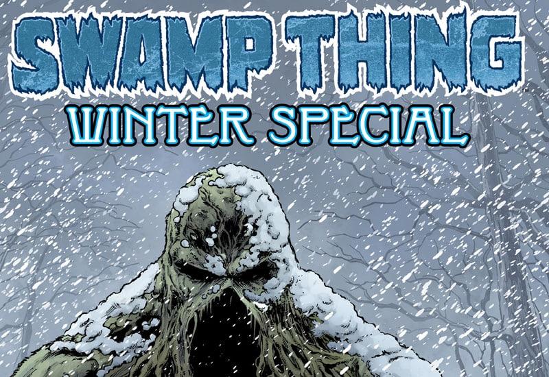 Swamp Thing Winter Special #1 – Di Morte e Mostri