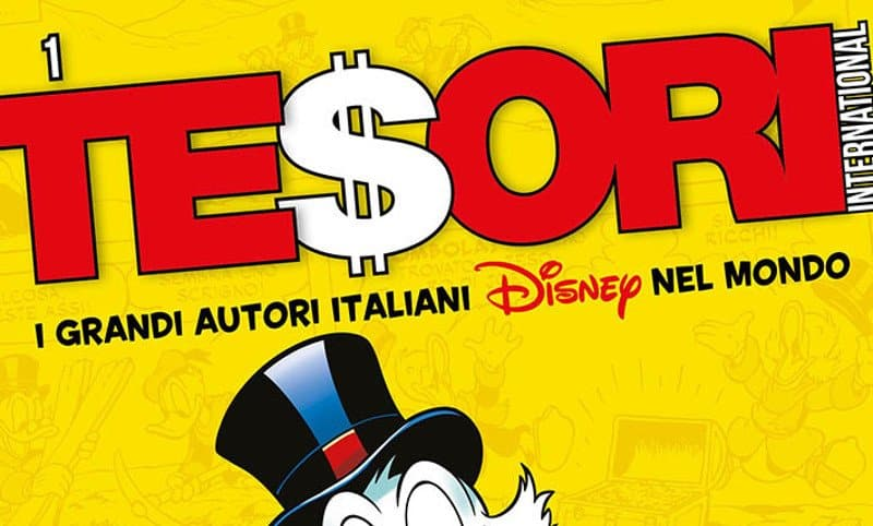 """Disney Tesori International"" riparte da #1"