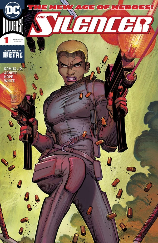 The-Silencer-1_First Issue