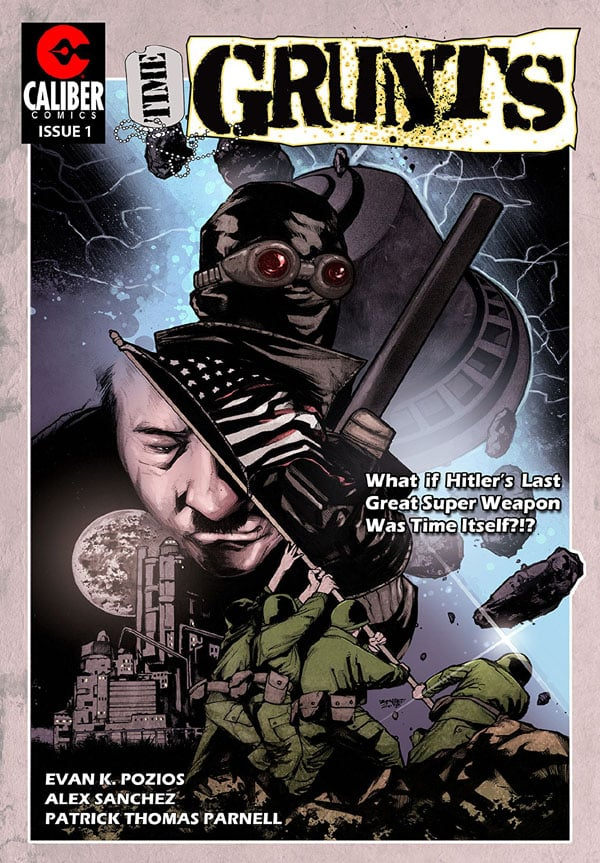 Time-Grunts_1_First Issue