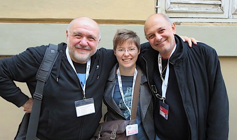 Intervista a(b)braccio a Roberto Natalini e Andrea Plazzi