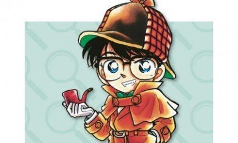 """""""Detective Conan"""" in edicola con Gazzetta dello Sport"""