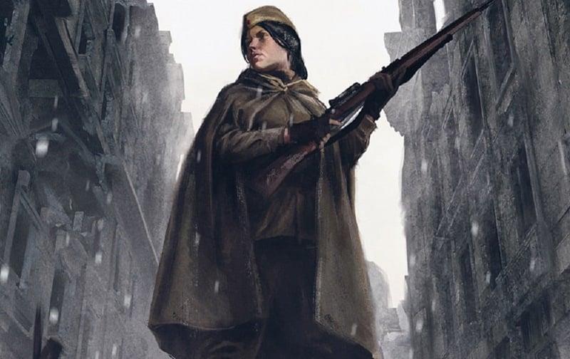 Un eroe una battaglia #4: La neve di Stalingrado