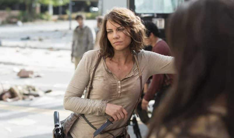 The Walking Dead: Lauren Cohan vicina a lasciare la serie?