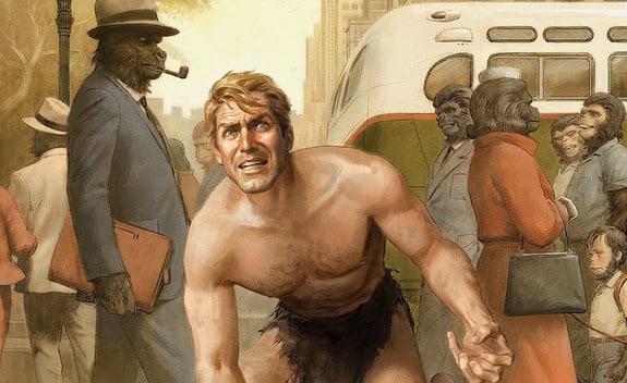 Pianeta delle Scimmie: script di Rod Serling diventa graphic novel