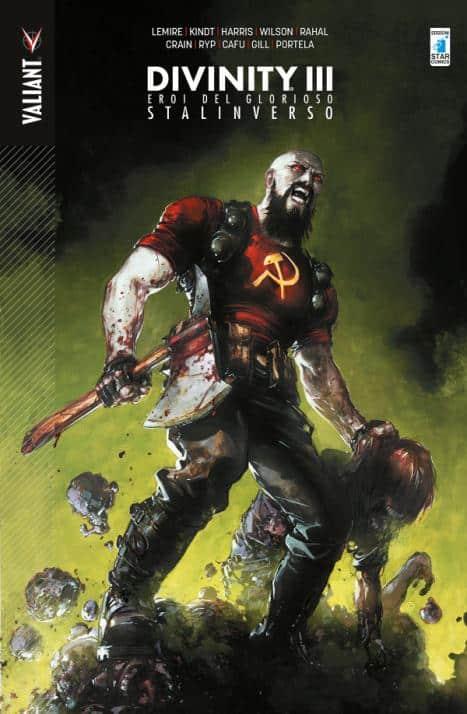Star Comics: Stalinverso è il nuovo evento targato Valiant