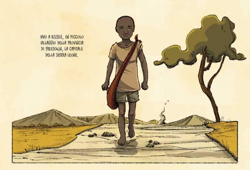 Stagioni: l'impegno di Emergency in cinque storie a fumetti_Recensioni