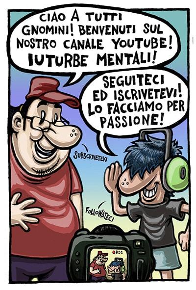 stefano-werne_fumettisti-contro-youtubers_tav3_Interviste
