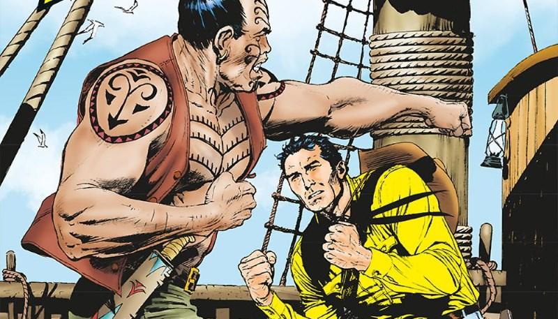 Tex #688 – Il messaggero cinese (Ruju, Cossu)