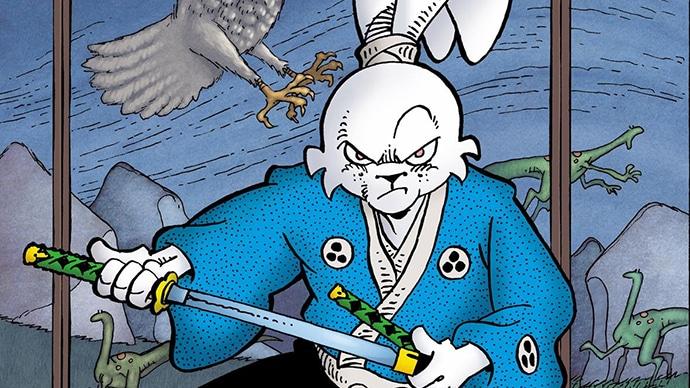 Usagi Yojimbo: Gaumont al lavoro su serie animata