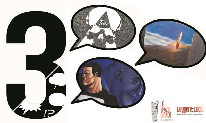 3 – Il meglio del fumetto: Nausicaa, Punisher, Amianto Comics