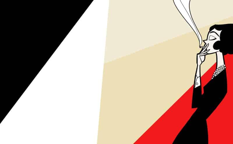 6. I colori di Chanel
