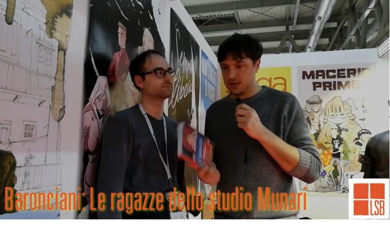Cartoomics 2018: intervista a Alessandro Baronciani