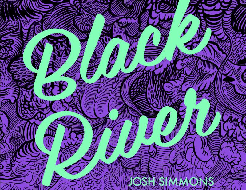 Anteprima di Black River di Josh Simmons (001 Edizioni)