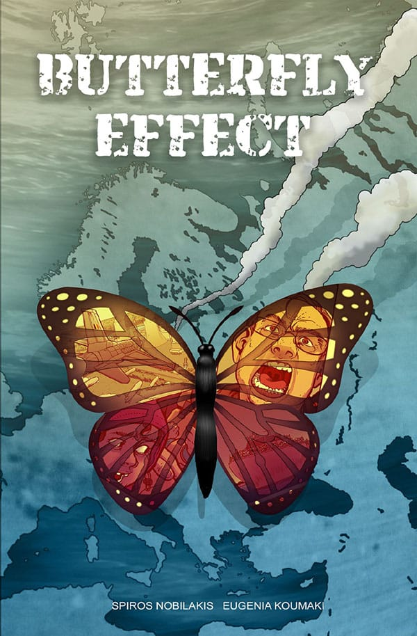 Butterfly-Effect_First Issue