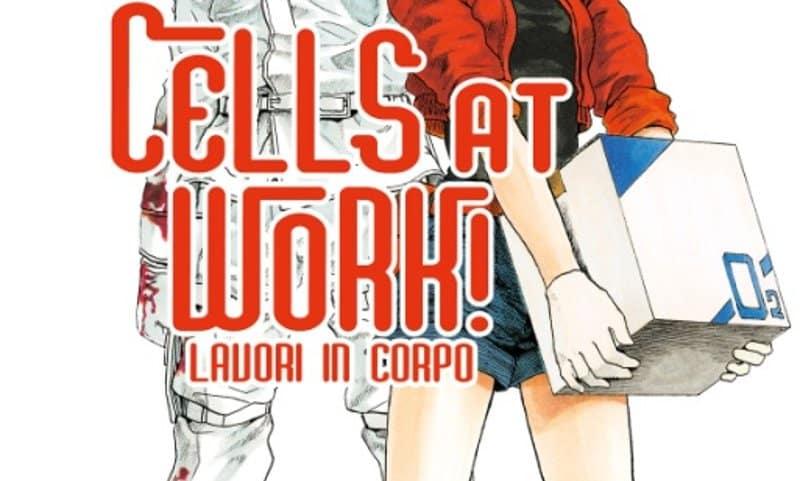 """Star Comics pubblica """"Cells at work! Lavori in corpo"""""""