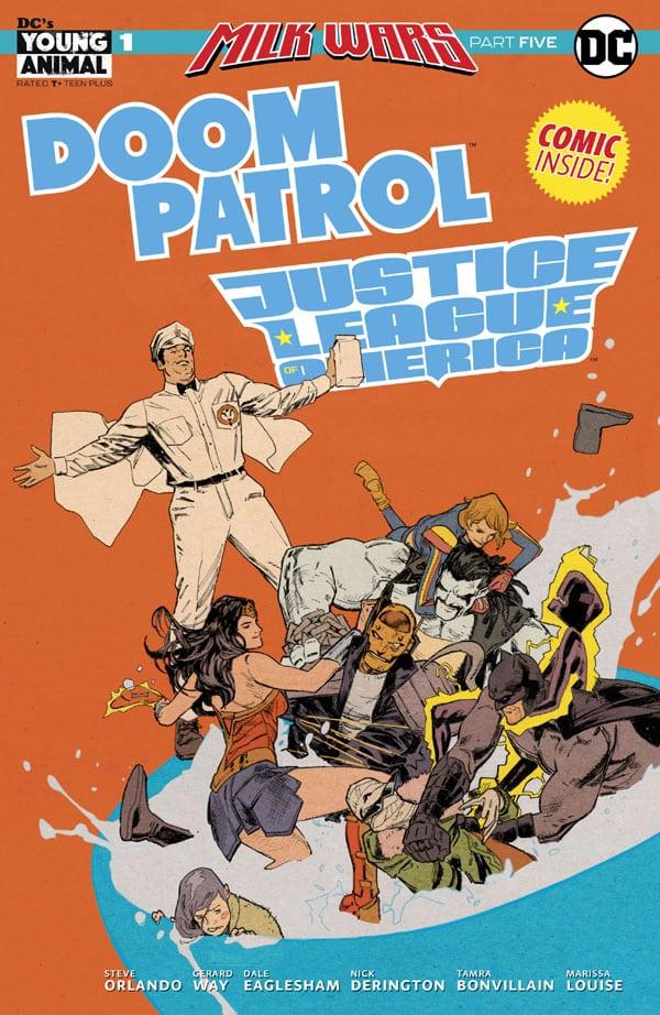 Doom-Patrol-JLA-Special_First Issue