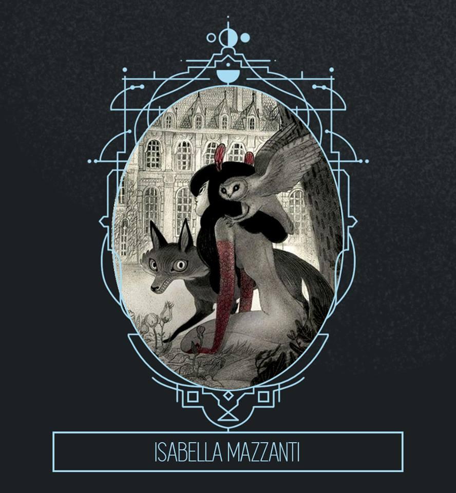 GRIMORIO II_ISABELLA MAZZANTI