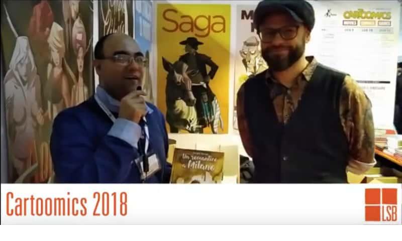Cartoomics 2018: intervista a Sergio Gerasi