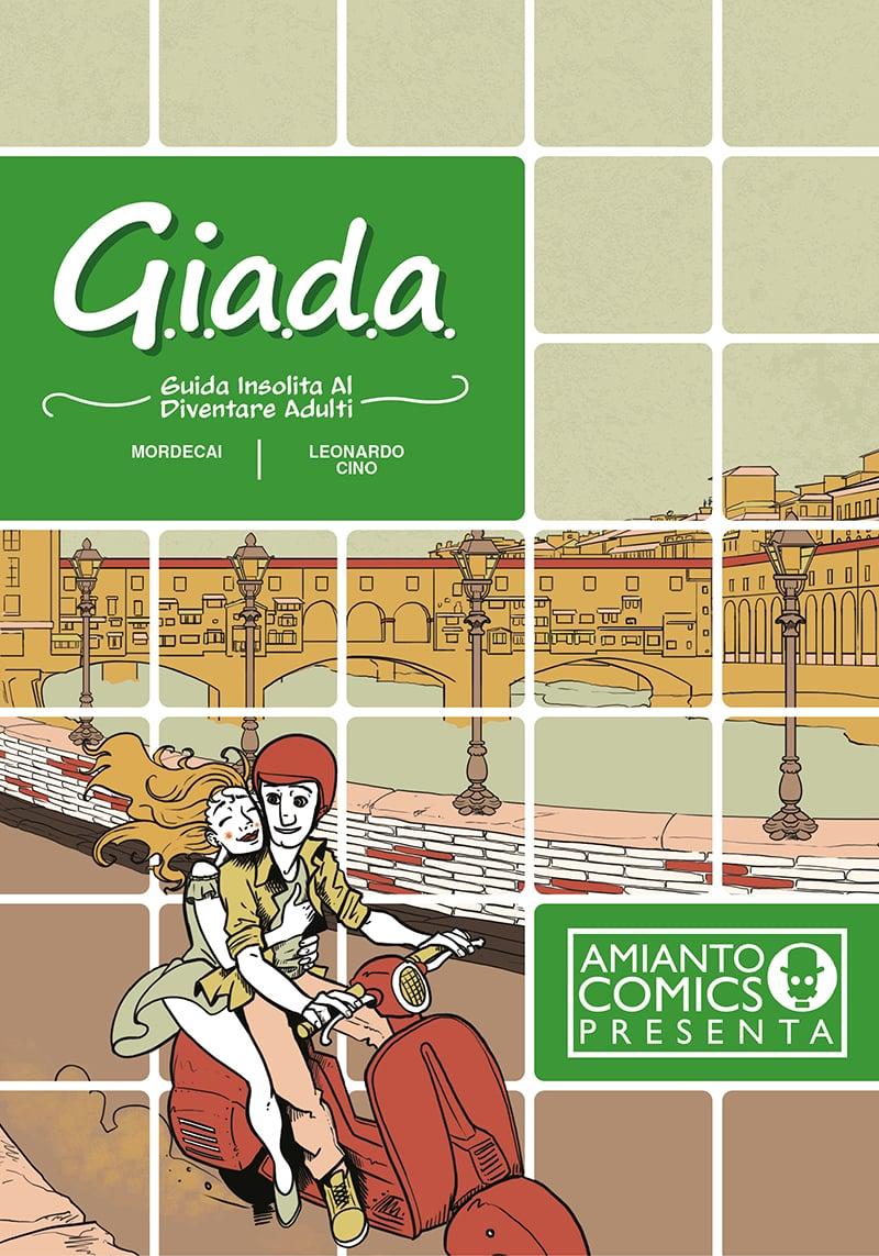 "Intervista agli autori di G.I.A.D.A., ""pop novel"" di Amianto Comics_Interviste"