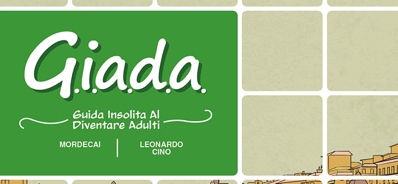 "Intervista agli autori di G.I.A.D.A., ""pop novel"" di Amianto Comics"