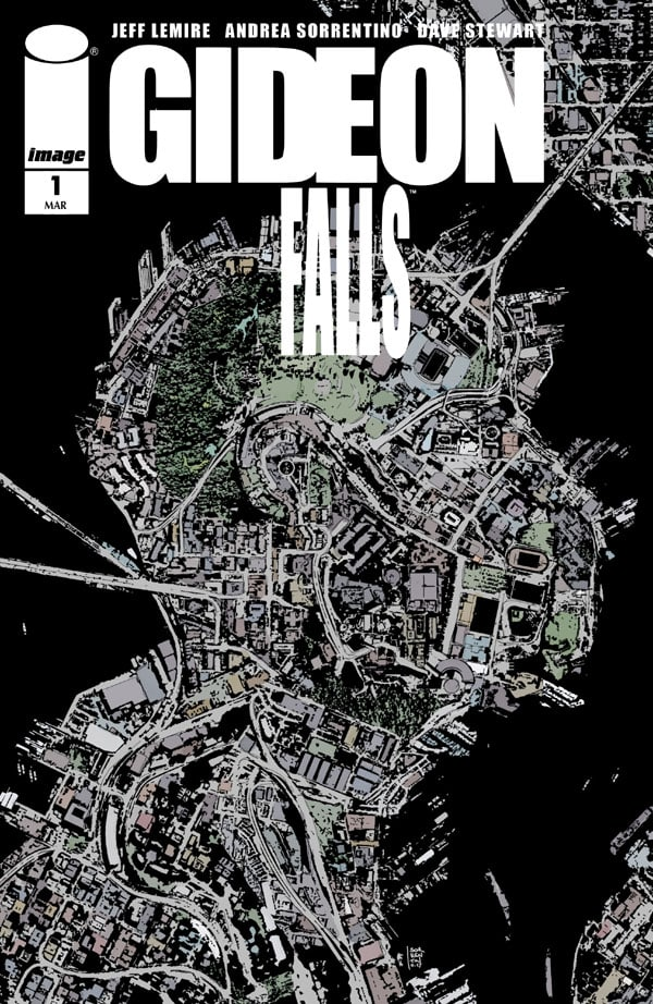 First Issue #21: da New Mutants a Gideon Falls_First Issue