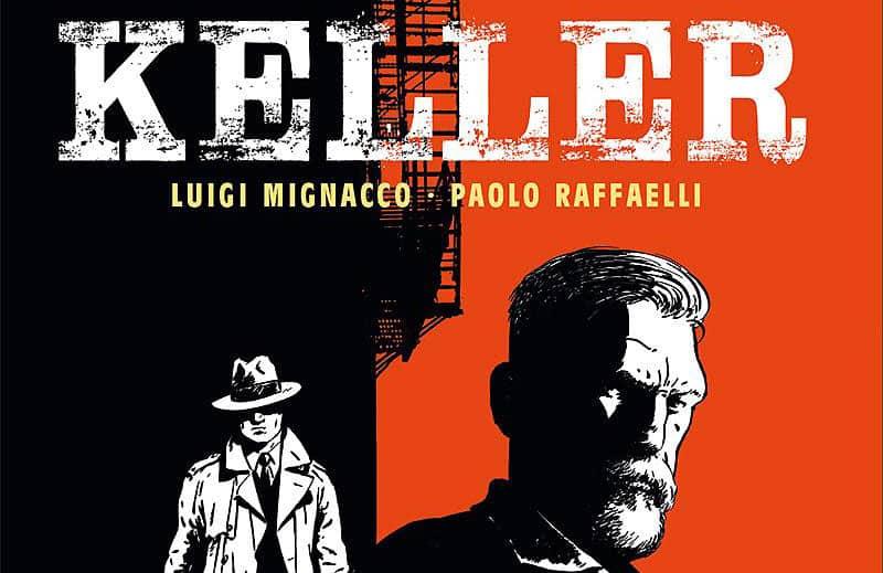 "Sergio Bonelli Editore presenta ""Keller"""