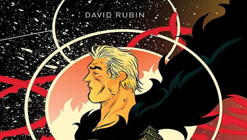L'eroe di David Rubín: tra mitologia e supereroismo
