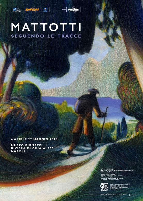 Napoli Comicon: la mostra dedicata a Lorenzo Mattotti