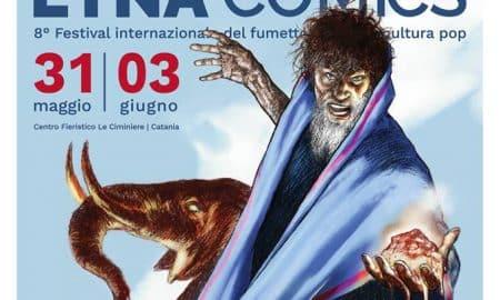 Manifesto Etna Comics 2018 cover